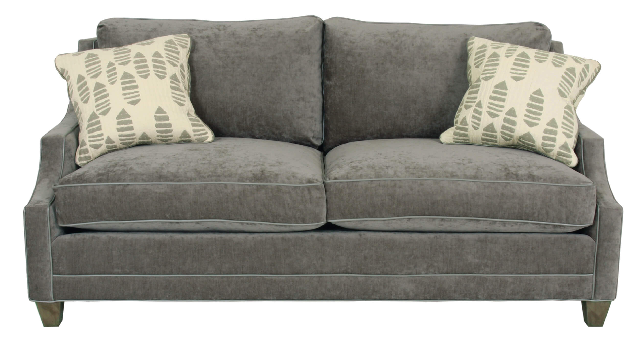 sofas by design des moines turquoise leather sofa style modern casual