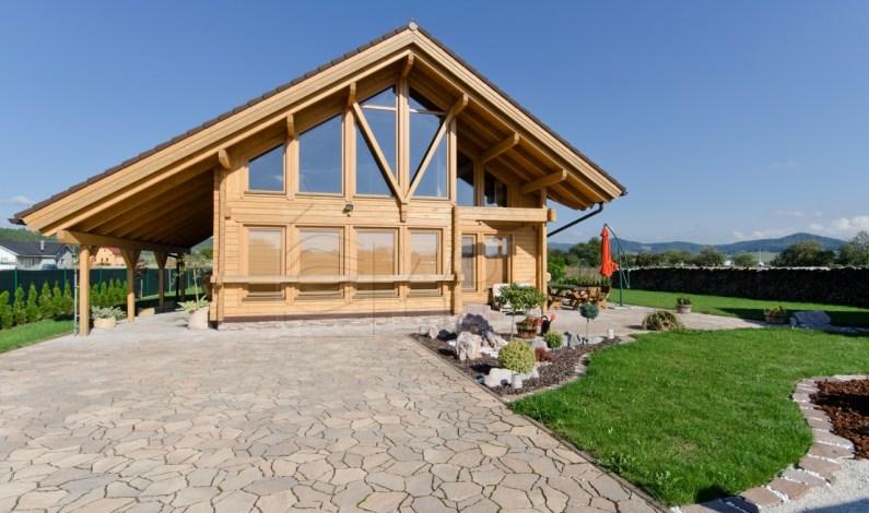 Woodlife – tradic srubových domů již od roku 2007