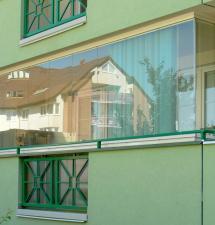 Balkon jako letní pracovna