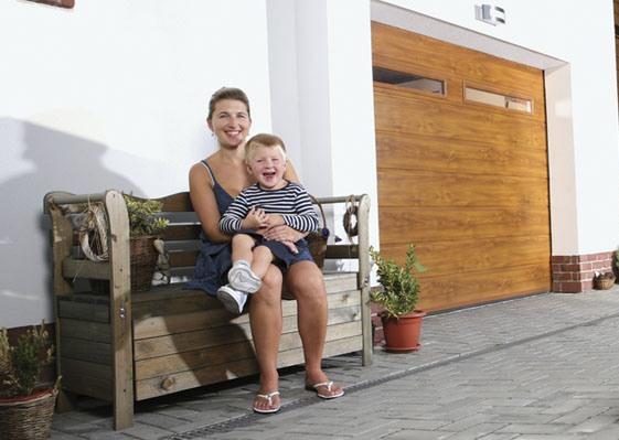 Garážová vrata – výkladní skříň vašeho domu