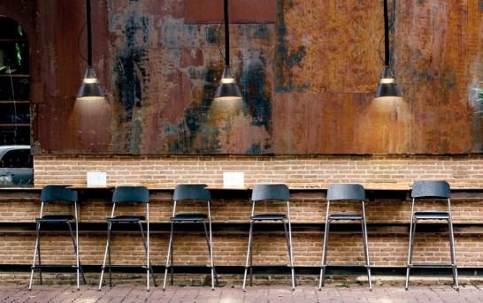 Svítidla hrají v designu interiéru svou roli