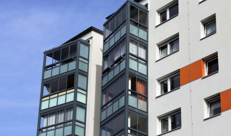 Zasklený balkón pro zahradníky