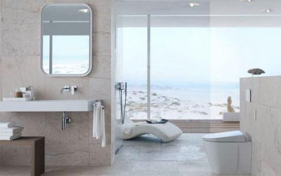 Sprchové klozety jako horká novinka od výrobce GEBERIT