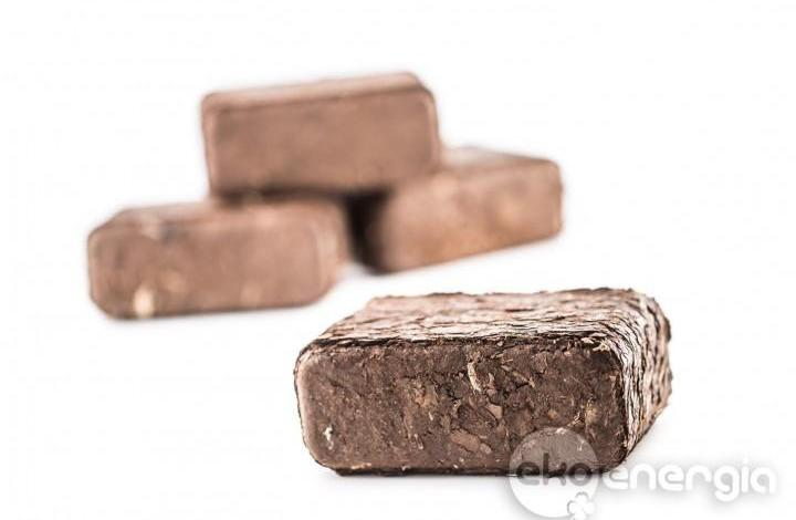 Mokré dřevo vás nezahřeje, brikety ano