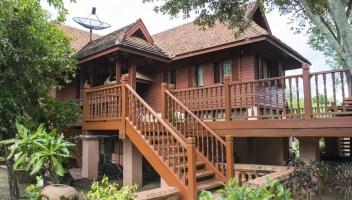 Malé i velké stavby na chatách a chalupách