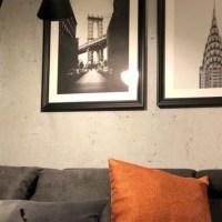 Podzimní interiér, který vás zahřeje opticky i pocitově