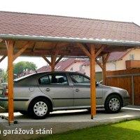 Přístřešek na auto jako praktická varianta parkování pro vaše miláčky