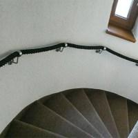 Madla od Inox design zajistí bezpečí na každém schodišti