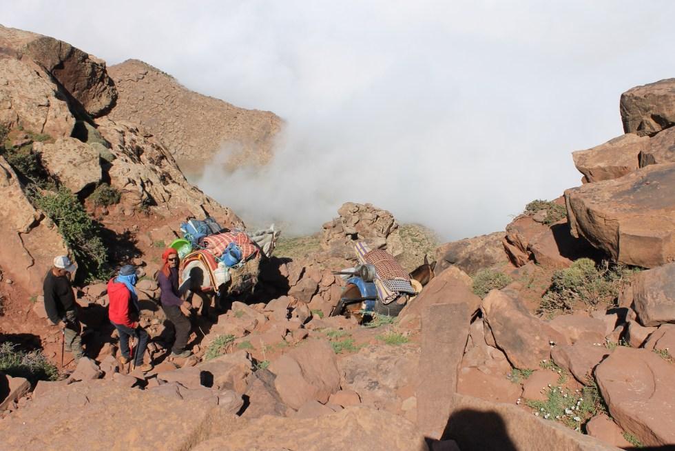 Jebel Yagour Atlas atlasbjergene Marrakech Marokko
