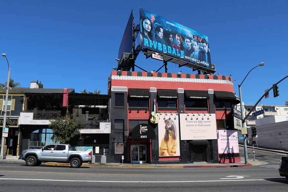 Whisky a Gogo Los Angeles