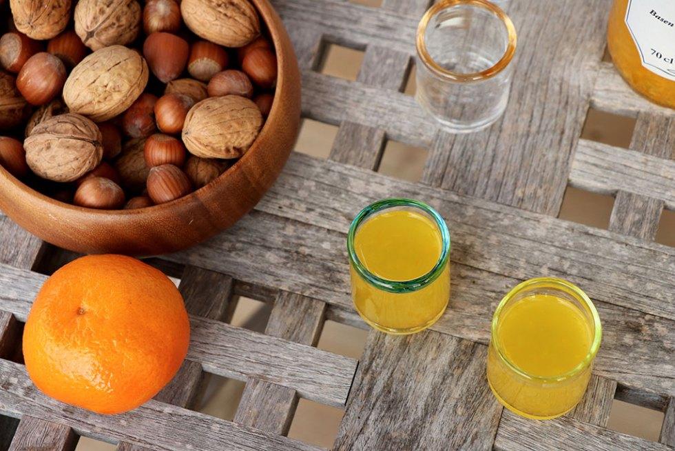 Opskrift på hjemmelavet likør af mandarin