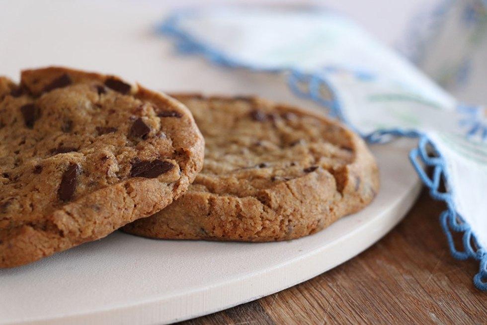 Opskrift på hjemmelavede cookies