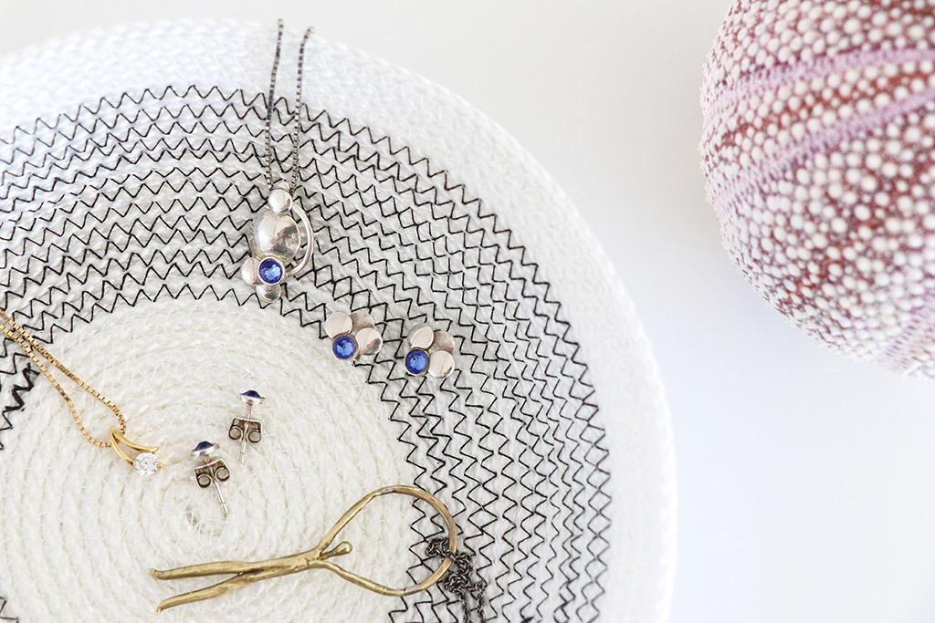 DIY kurv af snor - simpel og feminin