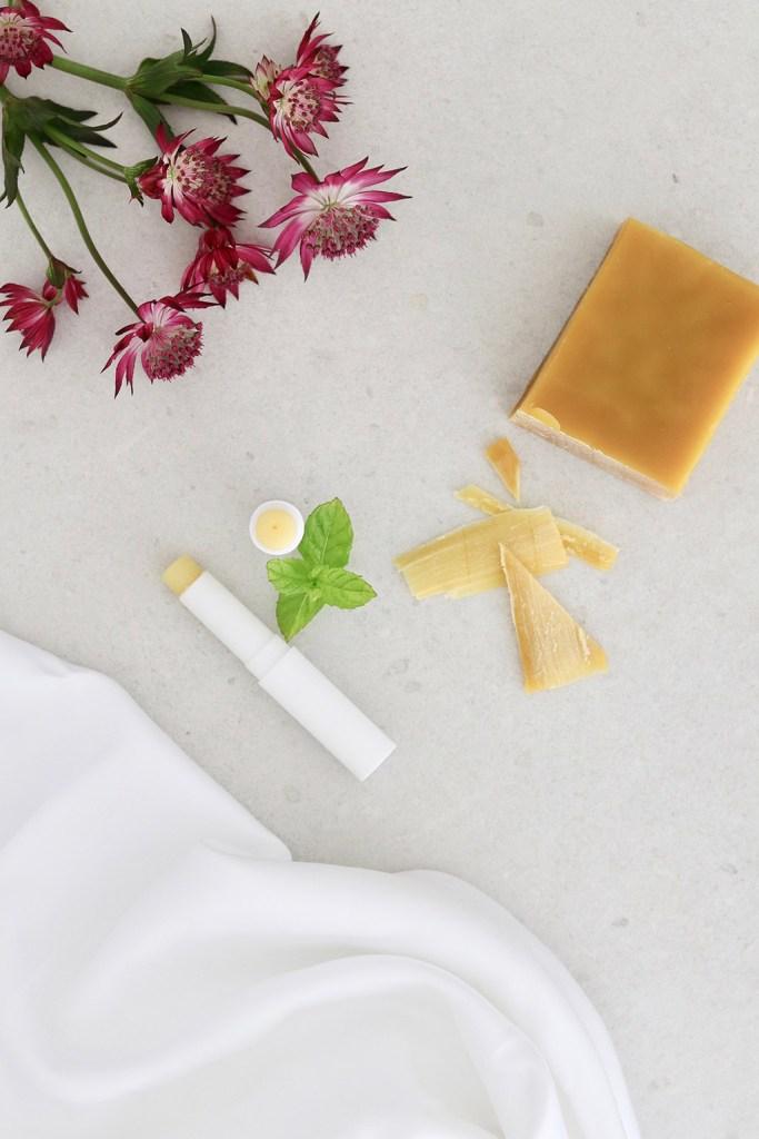 Hjemmelavet læbepomade DIY - naturlig opskrift
