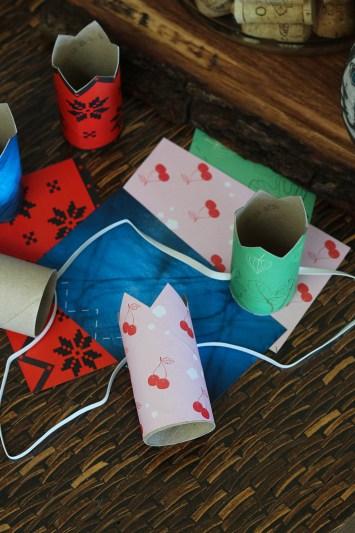 DIY kroner til fastelavn lige til at printe - til pynt eller udklædning