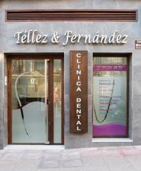 Beim spanischen Zahnarzt - Eingang