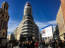 Wochenende in Madrid - Callao