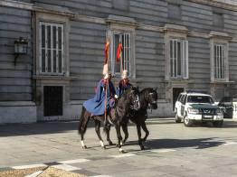 Wochenende in Madrid - Palast Reiter