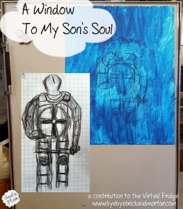 A Window to My Son's Soul