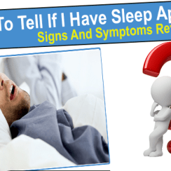 Symptoms Of Sleep Apnea