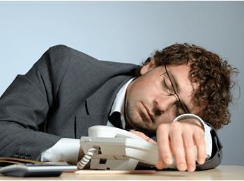 Tired From sleep Apnea