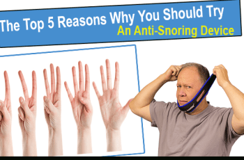 5 Reasons To Use An Anti Snoring Device