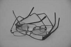 vieilles lunettes