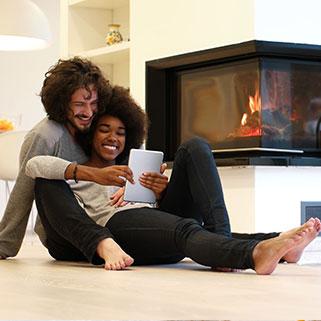 consommation d'énergie à la maison