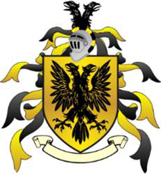 Escudo de la casa Oranmore & Brown