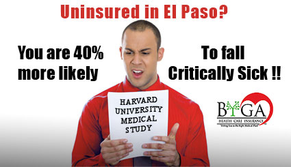 El Paso Uninsured Critically Sick