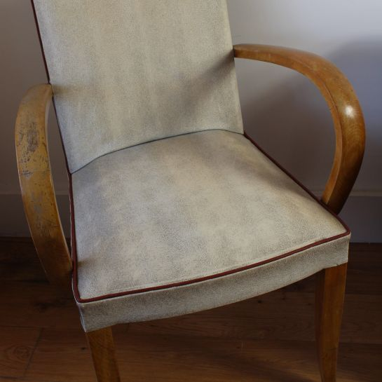 White Bridge Chair – 1940's