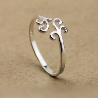 Sweet Simple Cloud Silver Ring | Fashion Rings | Jewelry ...