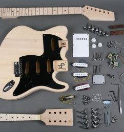 electric guitar kit double neck mandolin neck guitar neck gk sbd stratocaster electric guitar wiring mandolin [ 1500 x 1000 Pixel ]