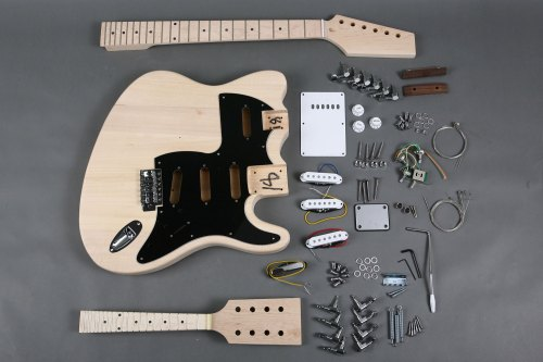 small resolution of electric guitar kit double neck mandolin neck guitar neck gk sbd stratocaster electric guitar wiring mandolin