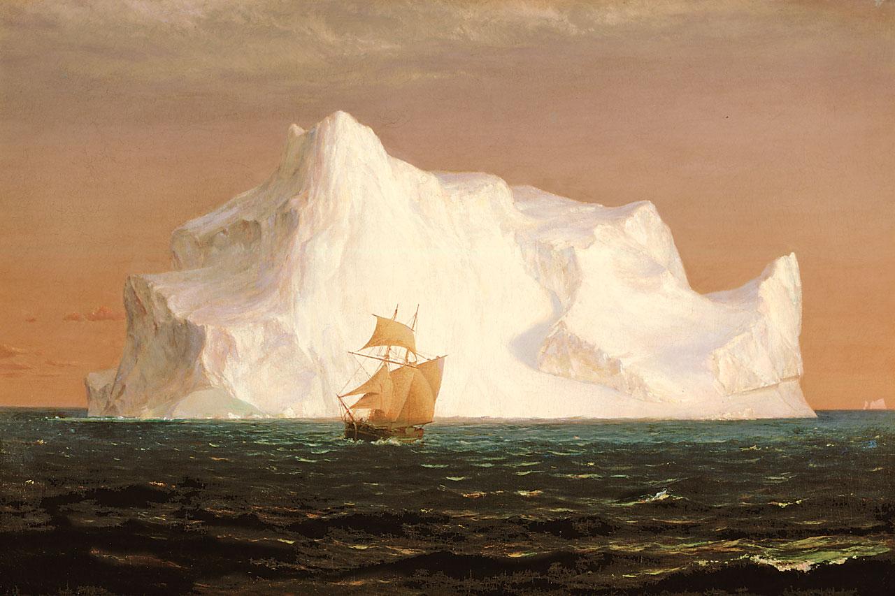 The Iceberg by Frederic Edwin Church, 1891