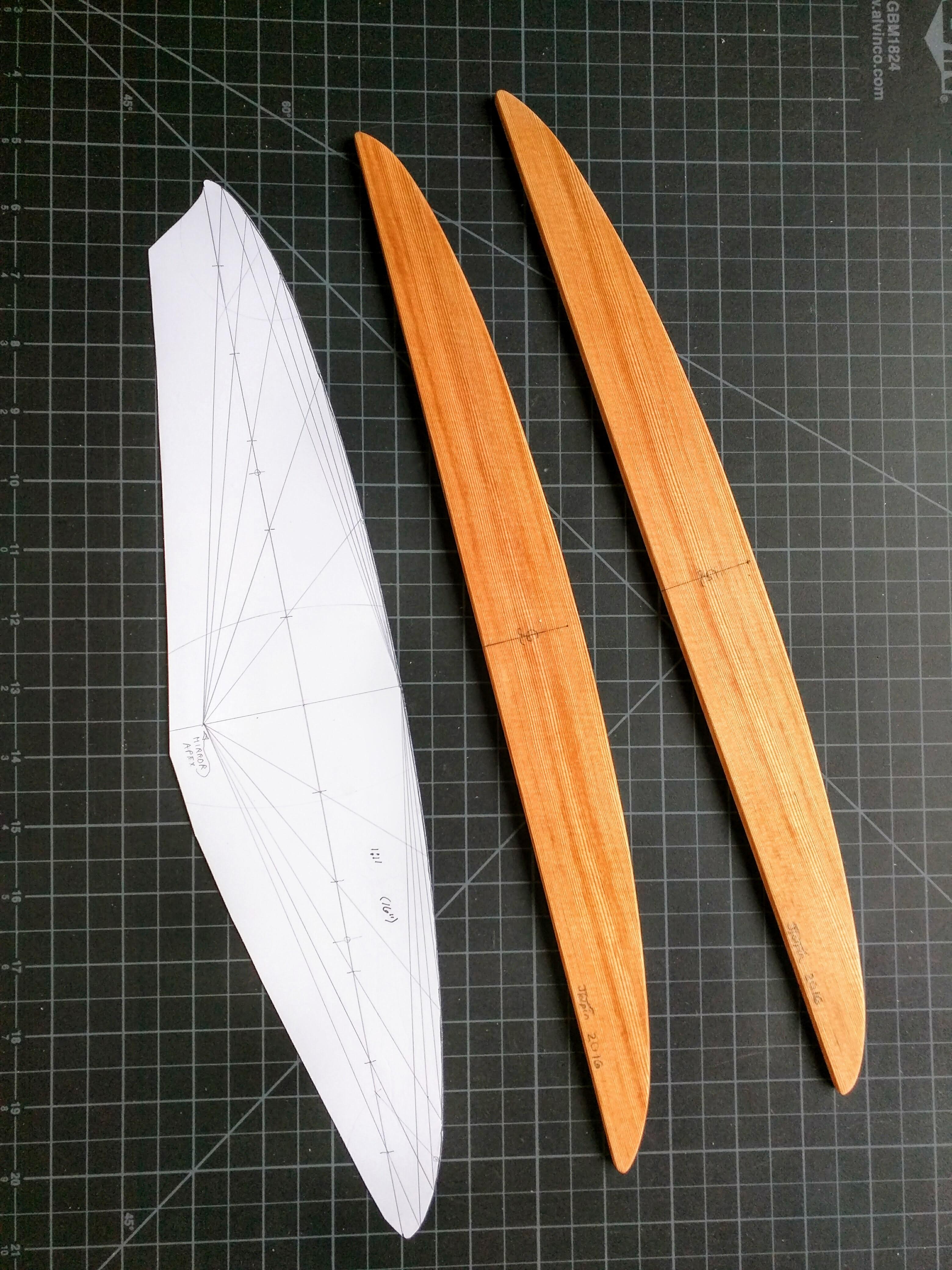 mini-straightedges