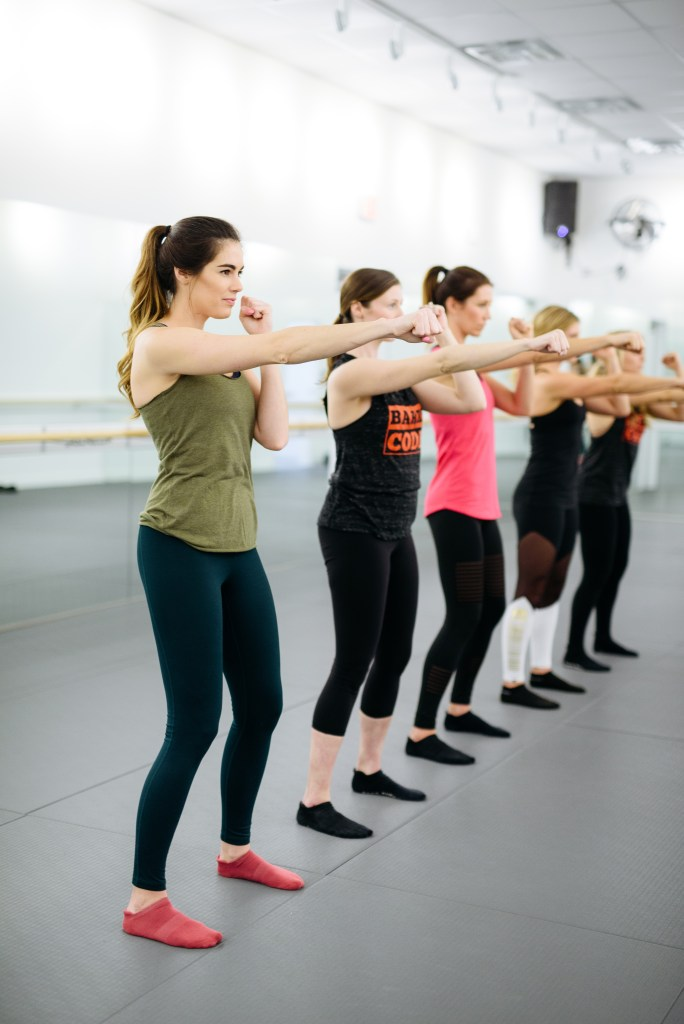 Living by the Barre Code – My Fitness Routine