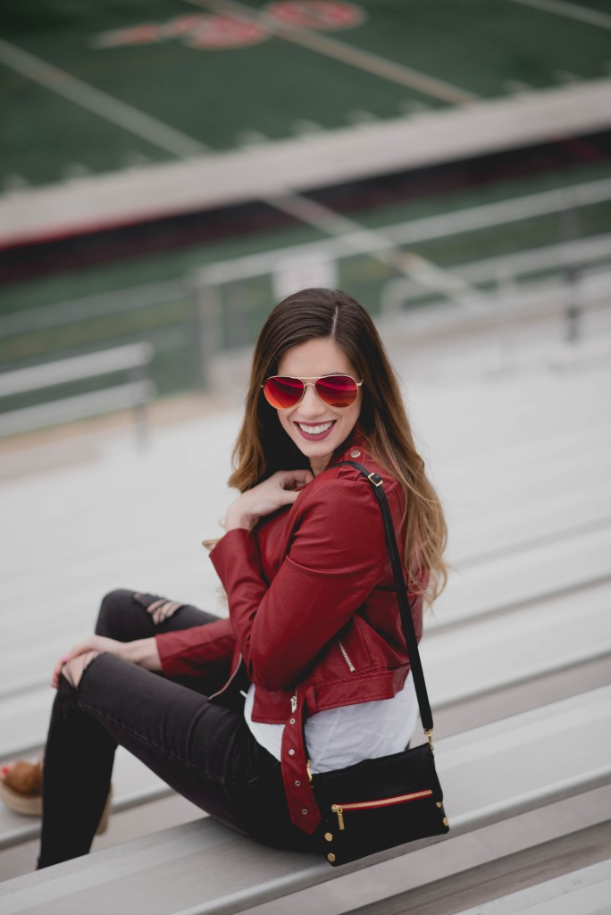How to Rock Casual Game Day Style