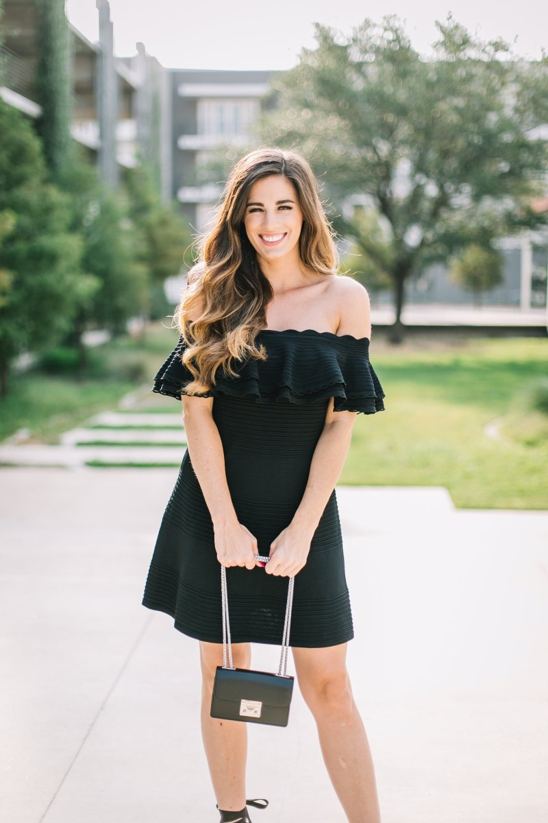 Little Black Dress and New Henri Bendel