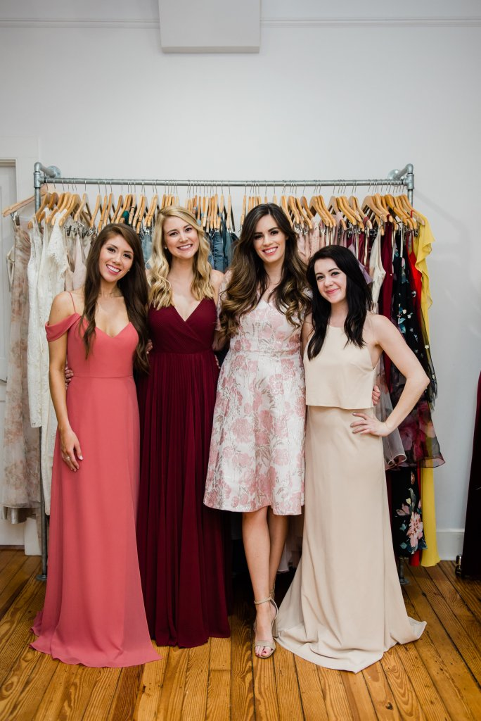 efc9360e882 Finding the Perfect Bridesmaid Dresses with Bella Bridesmaids ...