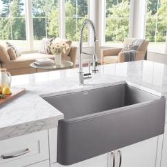 Big Kitchen Sinks Menu Board Choosing The Right Sink There S More To It Than You Think A Full Mini Lesson On White Or Stainless Steel What Else Is Choose Deal