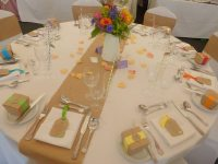 festival-table-yellow-green
