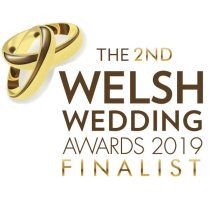 Welsh Wedding Awards finalist 2019 for By Jo Wedding stationery Cardiff