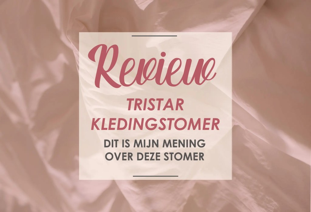 review tristar kledingstomer