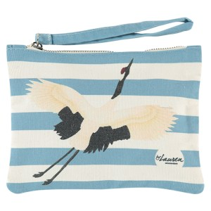 fly to paradise clutch small