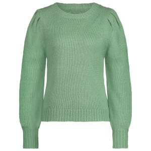 jumper coral knitted