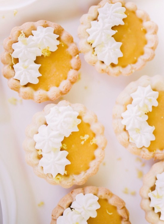 A recipe for grapefruit tartlets by Lauren Cermak of the Southern Lifestyle Blog, Going For Grace.