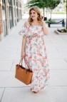 Cute Summer Maternity Maxi Dresses
