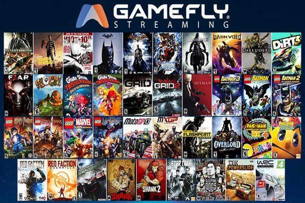 GameFly Rewards