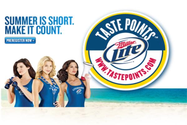 taste points
